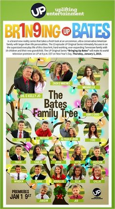 "You can watch the first episode of ""Bringing Up Bates"" for free!! Click through to see how!"