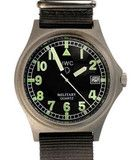 MWC G10BH 50m Water Resistant Military Watch — The Great Divide