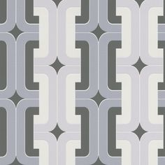 New from the Rasch Hot Spot collection is this wonderful inspired retro design in grey Geometric Wallpaper Grey, Charcoal Wallpaper, Embossed Wallpaper, Striped Wallpaper, Geometric Lines, Textured Wallpaper, Brick Wallpaper Roll, Wood Wallpaper, Wallpaper Panels