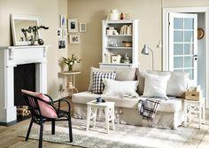 Kleines Wohnzimmer Landhausstil