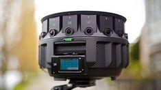 Googleお墨付きの360度動画を撮影できるVRカメラ「YI HALO VR Camera」 - GIGAZINE