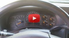 Awesome 2004 Chevy Tahoe Instrument Cluster Recall