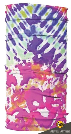 UV Buff Multifunctional Headwear: perfect to keep your skin protected when you're paddling, fishing, running, hiking, or just out and around town.  //  Fall/Winter 2014-2015 Collection, While supplies last  //  Seen here: UV Buff 107731_BATIK