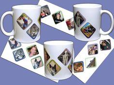 Chic Personalised Mugs