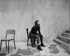 Jane Birkin par sa fille Kate Barry.