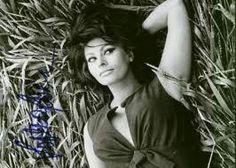Sophia Loren...also a must