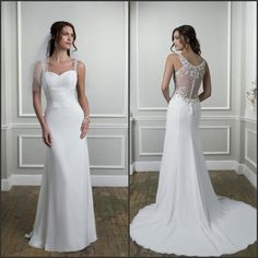 We have bridal wedding dress and chiffon wedding gowns made by classic craft and the most fashionable design. Description from dhgate.com. I searched for this on bing.com/images