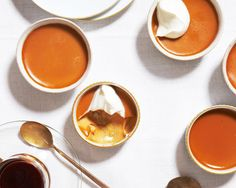 Pudding & Mousse & Custard on Pinterest | Panna Cotta, Mango Pudding ...