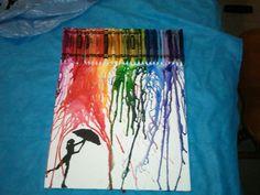 Crayon Art @Tanner Peterson