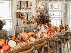 I'm having more fun than I can handle today! I'm part of a fall decor story hop with some awesome peeps here on IG!