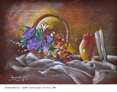 Still Life Demetrio, Still Life, Painting, Painting Art, Paintings, Painted Canvas, Drawings