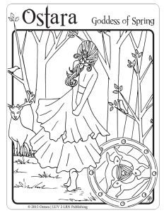 spring equinox coloring pages | Crawfish coloring page from Crawfish category. Select from ...