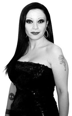 Olvido Gara Jova, conocida artisticamente como Alaska. Alaska esta desde 1989 en el grupo Fangoria.