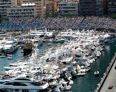 Monte Carlo Yachts Viewing of Monaco Grand Prix Formula 1 Packages from  http://VIPsAccess.com/luxury/hotel/tickets-package/monaco-grand-prix.html