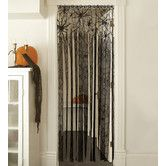 Wayfair-HL-Creepy Crawly Streamer Polyester Curtain  Part #: 7100B-3676SP  -  SKU#: HLJ1004 (Single Panel) $18.99