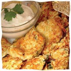 Zuccini Potato Latkes - Kosher Recipes & Cooking