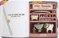 Ce n'est pas l'histoire... Texte de Michaël Escoffier Illustrations d'Amandine Piu Publié en 2016 par les éditions Frimoüsse