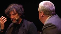 """Homage To Neil Gaiman """"The master story - telling plot spinner imparts - wise writing advice""""  Neil Gaiman's advice for aspiring writers"""