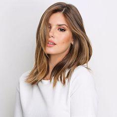 Pelo querido amigo @everson_rocha_ a Maravilhosa e querida @camilaqueiroz ainda mais linda com seu novo corte de cabelo ❤arrase princess ! @mattonicomunicacao