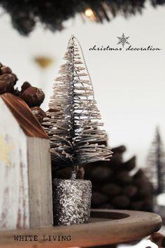 White Living: Weihnachtsdekoration & Babygeschenke