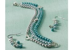Jewelry Making - Nautical Pearls Set