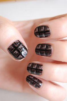 Chocolate Nails