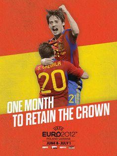 euro 2012 // spain