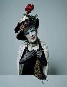 "Photographer Tim Walker first came to Japan: for the British version of ""VOGUE"" photographed modern Ukiyo-e 9"