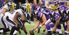Minnesota Vikings vs Philadelphia Eagles