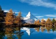 Image result for Swiss Alps in Autumn