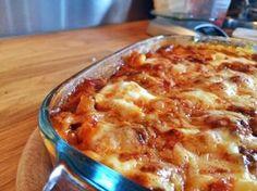 Fix ohne Fix: Ofen-Makkaroni alla Mamma