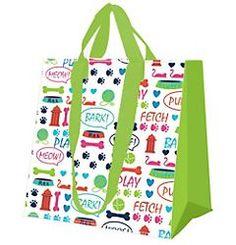 Pet Best Friend Reusable Bag, Beallsflorida.com Reusable Shopping Bags, Reusable Bags, Cool Pets, My Design, Best Friends, Beat Friends, Bestfriends