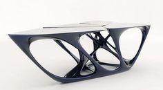 Mesa — Vitra Edition Table by Zaha Hadid