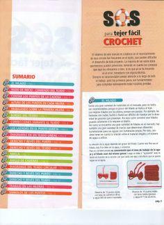guías practicas que te ayudaran a aprender a tejer