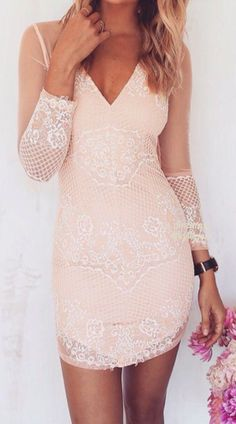 Perfect wedding guest dress