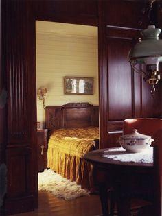 Traditionelles Cottage Design