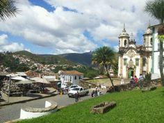 Ouro Preto in Minas Gerais