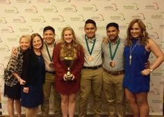 The New Caney High School Culinary Arts Management Team recently attended the 2015 National ProStart Invitational in Anaheim, California and placed fourth out of 41 teams in the nation.