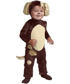 Doggone Cute Puppy Costume for Infants | Little Dog Baby Costume