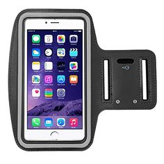 8 Water Resistant Running Cell Phone Armband with Key Holder Adjustable Band Compitable with iPhone 11 Pro SE Magenta 7 6 5c 4S,4 for Walking Fitness X 6s 5s 5 MoKo Phone Armband Xs