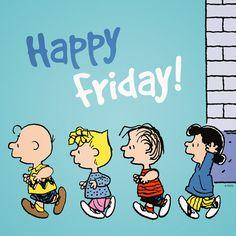 Happy #Friday!