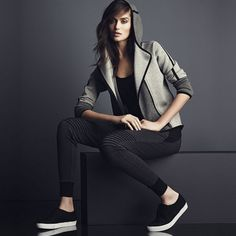 Ready. Set. Sport. Introducing Elie Tahari Sport.