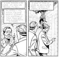 « Blake et Mortimer T23 : Le Bâton de Plutarque » par André Juillard et Yves Sente   BDZoom.com