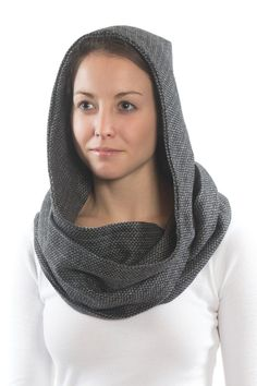 Nuna Hood Scarf sewing pattern by Named Clothing | Indiesew.com