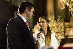 Los novios en el altar. #weddingphotography