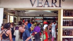 Today @Veari Puerta Maya Cozumel!  Welcome to paradise!! Shop now at www.veari.com