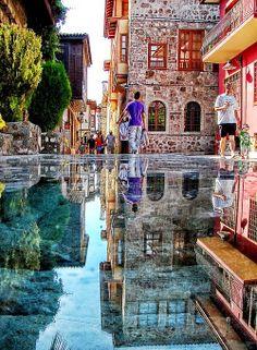 *****Stone Mirror in Istanbul, Turkey