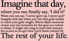 love this...never give up, especially on you <3