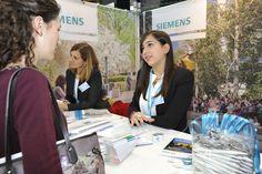 #Siemens #Italia offre, a #laureati e #diplomati, la possibilità di conoscere la propria realtà attraverso incontri ai #career day delle maggiori #università italiane. L'obiettivo è quello di orientare i #ragazzi nel mondo del #lavoro ma anche di trovare le persone adatte a ricoprire posizione aperte nei nostri #business.