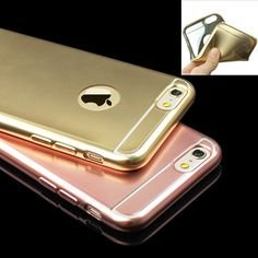 NEO Luxury Plating Scrub Back Case For iphone 6 Cover Silicone TPU Full Body Soft Cover For Apple 6 6s / Plus Phone Cases Coque